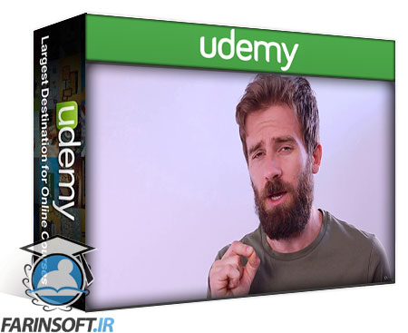 دانلود Udemy The Python Mega Course: Build 10 Real World Applications