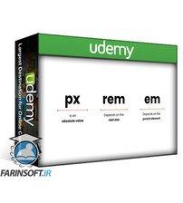 دانلود Udemy Typography in UX/UI Design