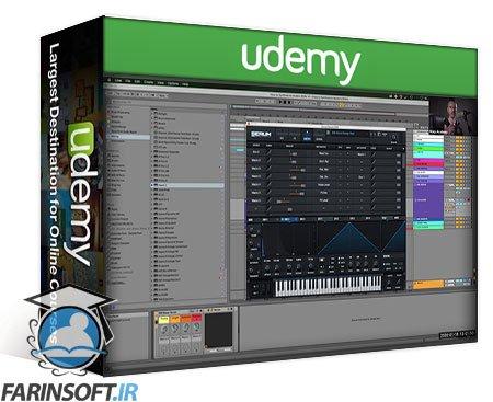 دانلود Udemy WarpAcademy – How To Synthesize Modern 808s