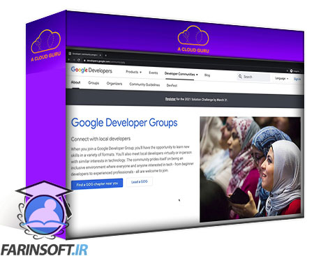 دانلود A Cloud Guru Google Certified Professional Cloud Developer