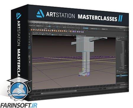 دانلود ArtStation 3D Cartoon Character Creation