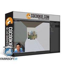 دانلود CG Cookie CGArchives – Animate a 3D Photo Collage in Blender Fly Through and 360 Experience
