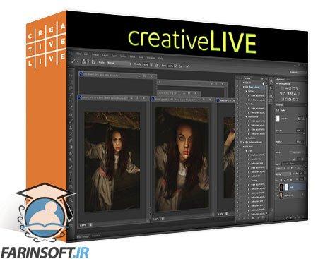 دانلود CreativeLive Creating the Best Photoshop Actions