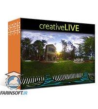 دانلود CreativeLive Editing 360 Degree Photos in Photoshop & After Effects
