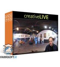 دانلود CreativeLive Retouching and Compositing 360 Degree Photos in Photoshop