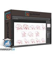 دانلود Gumroad Foundation Patreon – Form Language Creature Design with Charles Lin