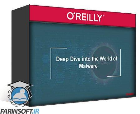 دانلود OReilly Deep Dive into the World of Malware