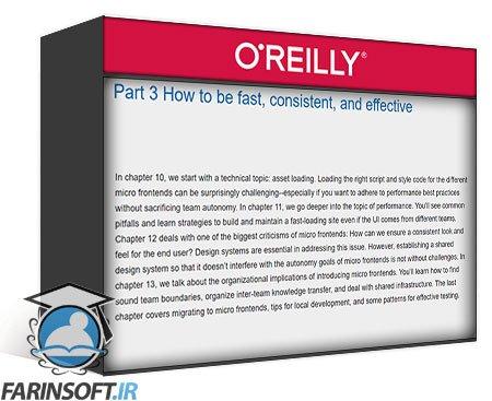 دانلود OReilly Micro Frontends in Action Video Edition