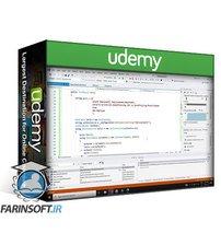 دانلود Udemy Blazor, .NET Core Web API and Microsoft SQL full-stack app