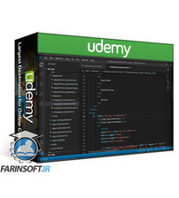 دانلود Udemy Create web app with Angular 12, .NET Core Web API & Mongo DB