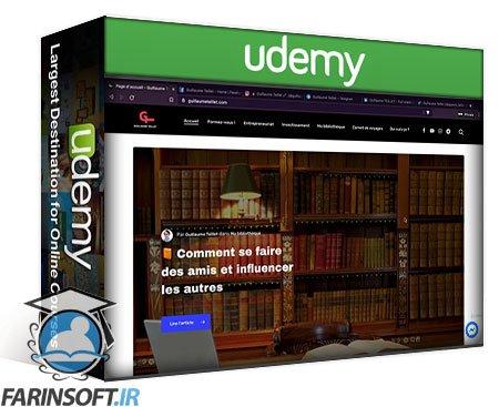 دانلود Udemy Create your own cryptocurrency with ERC-20 tokens!