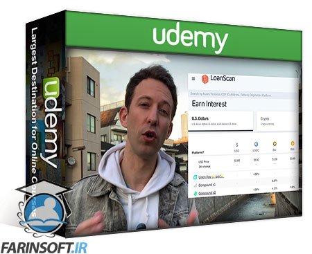 دانلود Udemy Dapp 30 – Build 30 Ethereum Dapps with Solidity, Truffle and Web3