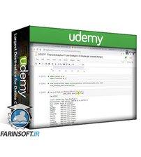دانلود Udemy Financial Analytics with Python
