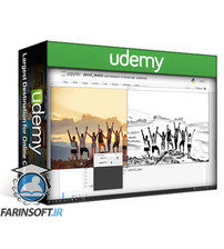 دانلود Udemy Image Processing using OpenCV from Zero to Hero, 8 Projects