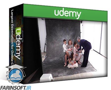 دانلود Udemy KellyBrown – Posing Families & Groups