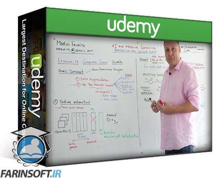دانلود Udemy Machine Learning Become Expert  Full Course  31hrs