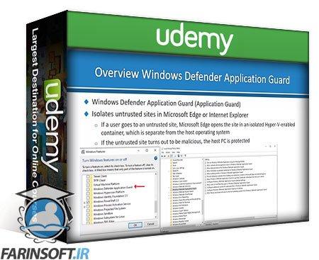 دانلود Udemy MD-101 Training Introduction to Microsoft Windows 10 MD-101