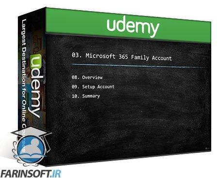 دانلود Udemy Microsoft OneNote Ultimate Course 2021
