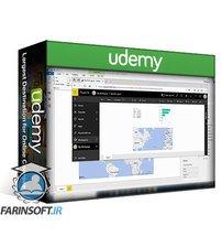 دانلود Udemy Microsoft Power BI: Connect |Transform | Visualize| Publish
