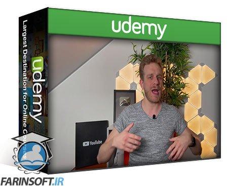 دانلود Udemy React – The Complete Guide (incl Hooks, React Router, Redux)