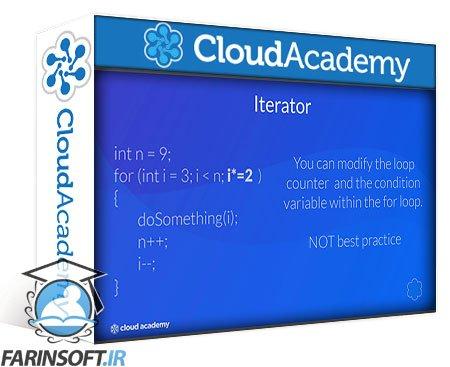 دانلود Cloud Academy C# Loops Deep Dive