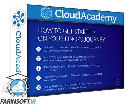 دانلود Cloud Academy Cloud Financial Management Beyond Just Optimization