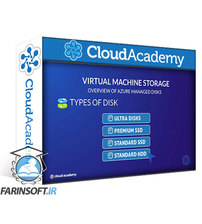 دانلود Cloud Academy Disks, Snapshots, and Images in Azure