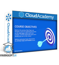 دانلود Cloud Academy Introduction to Object Orientation and C# Classes