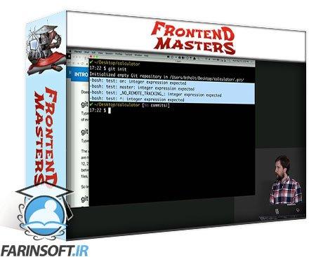 دانلود Frontend Masters Complete Intro to Web Development, v2