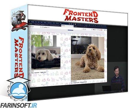 دانلود Frontend Masters Intermediate React, v3