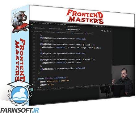 دانلود Frontend Masters Production Grade Angular