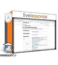 دانلود LiveLessons C++20 Fundamentals