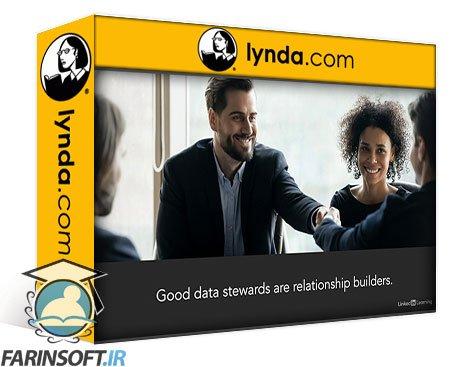دانلود lynda Data Steward Foundations