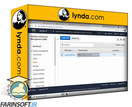 دانلود lynda DevOps with AWS