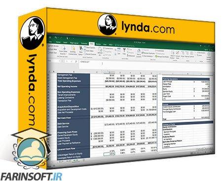 دانلود lynda Excel for Banking Professionals