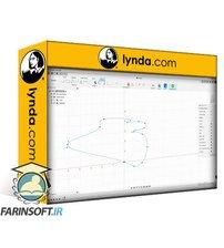 دانلود lynda Fusion 360: Sketch Fundamentals