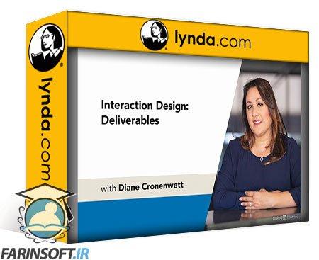 دانلود lynda Interaction Design: Deliverables