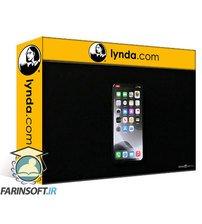 دانلود lynda iOS 14 and iPadOS: iPhone and iPad Essential Training