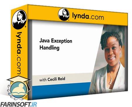 دانلود lynda Java Exception Handling