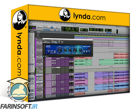 دانلود lynda Mixing and Sound Design: Modulation Effects