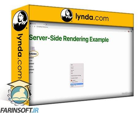 دانلود lynda React: Software Architecture