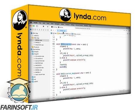 دانلود lynda Using SQL with C++