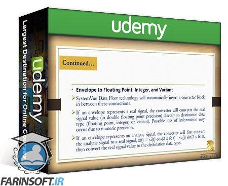 دانلود Udemy PathWave System Design (SystemVue) for RF & Antenna Engineer