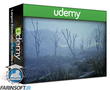 دانلود Udemy Procedural game environment : Unreal engine and Houdini