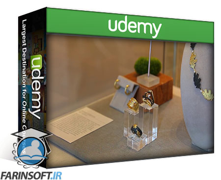 دانلود Udemy Professional Jewellery Design with Gemvision Matrix