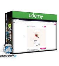 دانلود Udemy ProtoPie: Design Interactive Prototypes | from Zero to Hero