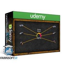 دانلود Udemy Ultimate PRTG Network Monitoring with Full Lab GNS3