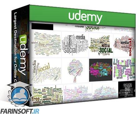 دانلود Udemy Text Analysis and Natural Language Processing With Python