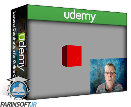 دانلود Udemy The Beginners Guide to 3D Web Game Development with ThreeJS