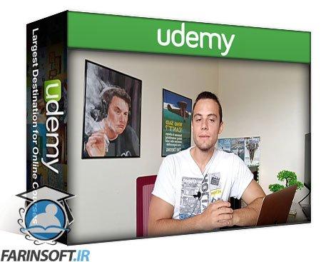 دانلود Udemy The Complete GSAP Course for 2021